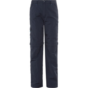 Regatta Sorcer Pantalon convertible avec fermeture éclair Enfant, navy